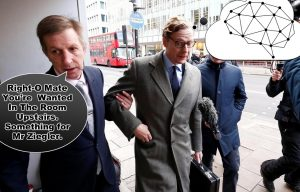 Wanted in the Room Upstairs – Cambridge Analytica